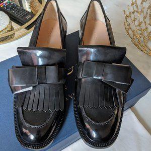 Pour La Victoire black leather Size 8